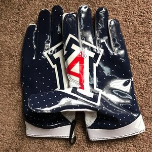 Nike Superbad 4.0 Arizona Football Gloves 4XL NEW